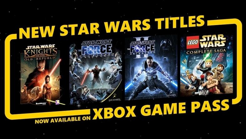 Xbox Game Pass - Star Wars Games