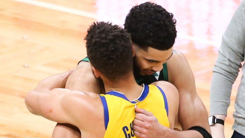 NBA. Boston Celtics pokonali Golden State Warriors. Curry i Tatum liderami