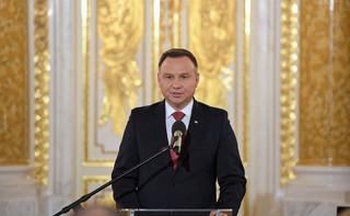 Prezydent: Inaugurujemy odbudowę Pałacu Saskiego