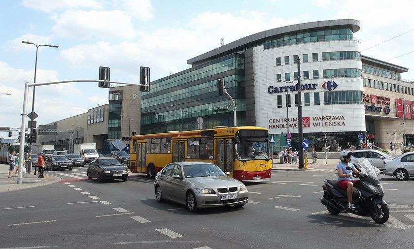 Plac Wileński.