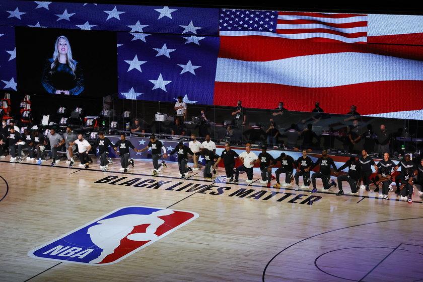 Koszykarze NBA rozgrywają turnieje w zamkniętym ośrodku Walt Disney World w Orlando