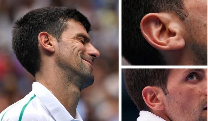 Tačka u Novakovom uhu