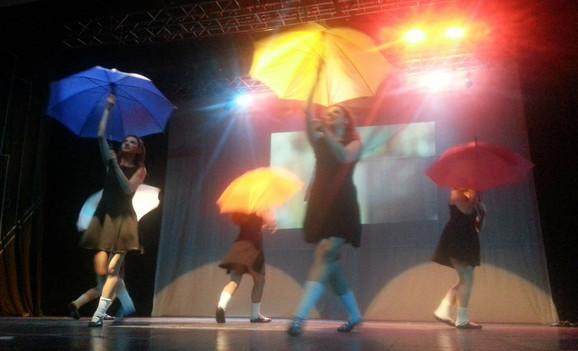 Koreografija plesa