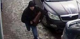 Zuchwała kradzież na ul. Rzgowskiej. Pomóż złapać złodzieja!