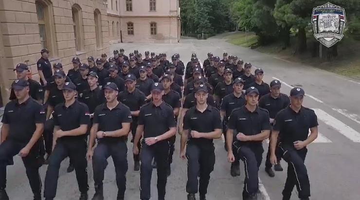 Policija konkurs