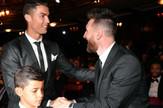 Kristijano Ronaldo, Lionel Mesi