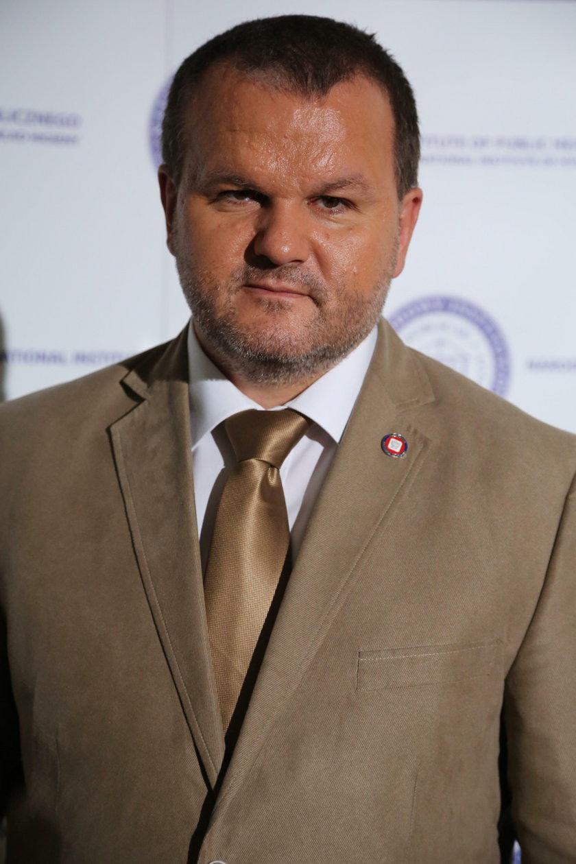 Koronawirus: Marek Posobkiewicz potrzebuje osocza ozdrowieńców