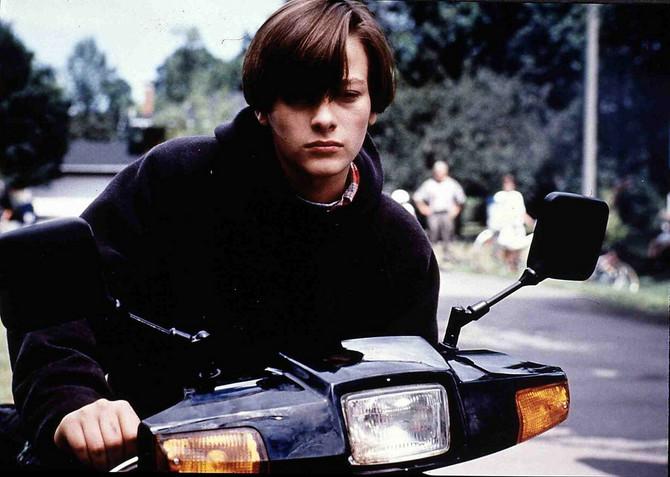 Edvard na početku karijere