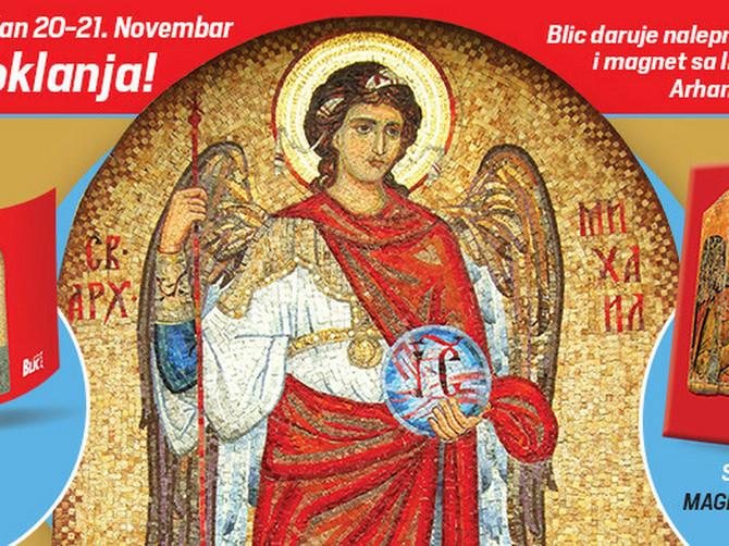 """Pravoslavna crkva slavi Aranđelovdan, a """"Blic"""" vam je tim povodom spremio dva poklona"""