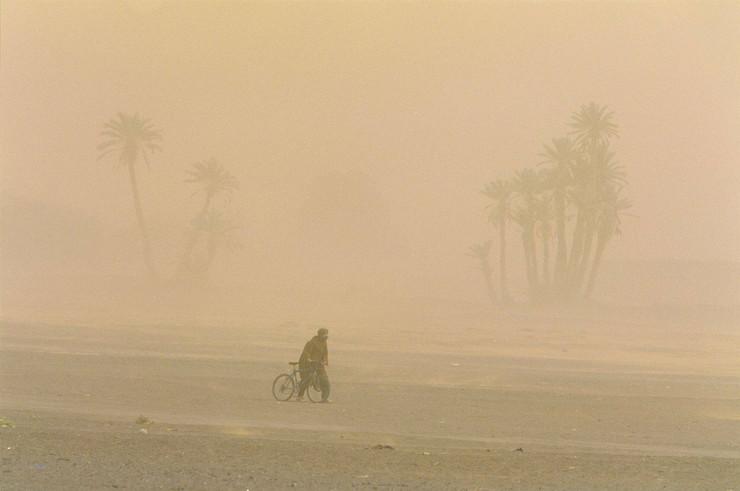 saharska prašina