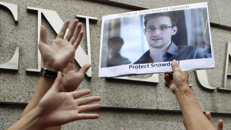 Snowden skorzysta z azylu politycznego w Wenezueli? Wpis nagle zniknął
