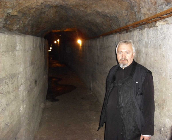 Hodnici podzemnog grada
