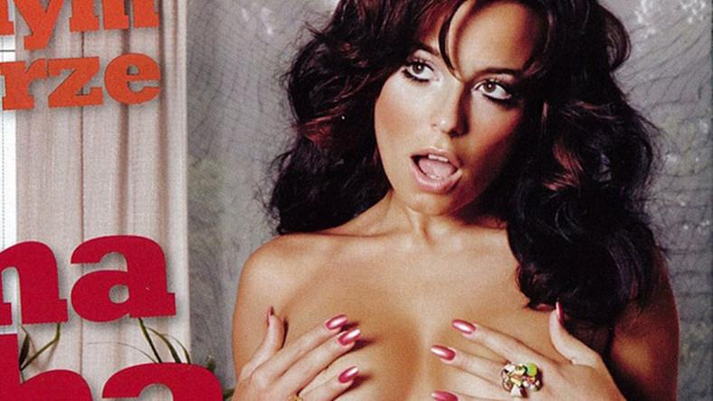 """Anna Mucha rozbierze się dla """"Playboya"""""""