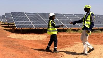 Africa looks to solar for communities off the grid