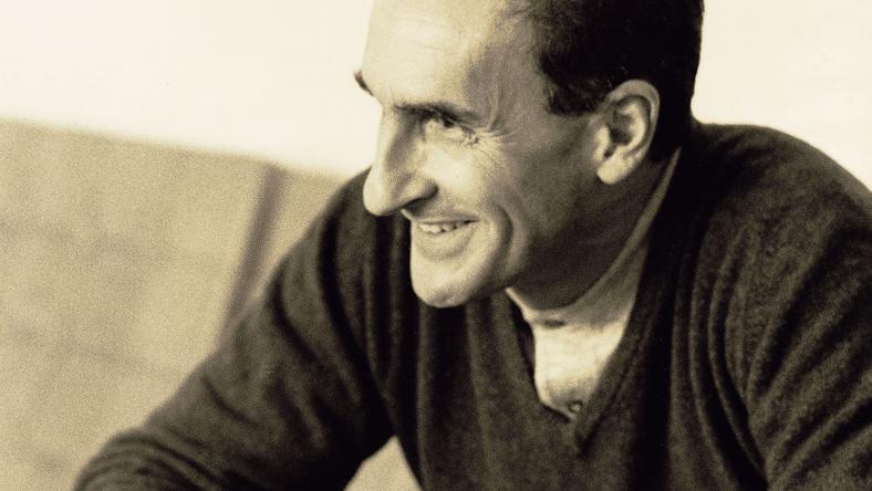 Eduardo Chillida (fot. Budd Waintrob)