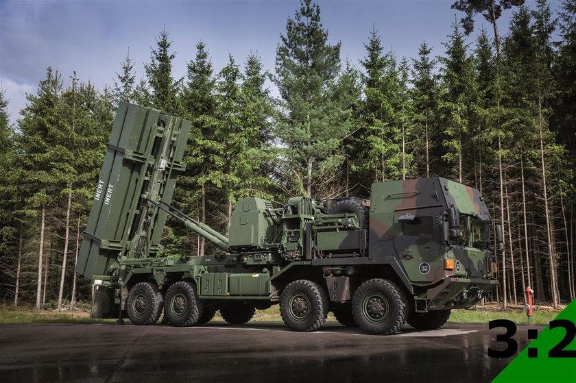 Propozycja obrony przeciwrakietowej w MON!