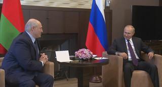 Putin: Problemy powyborcze na Białorusi wkrótce będą uregulowane