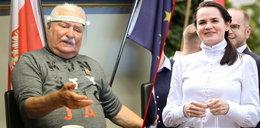 """""""Moja rada dla Cichanouskiej"""". Lech Wałęsa w Fakcie o tym, jak wygrać demokrację na Białorusi"""