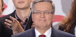 Komorowski wygrał w Warszawie