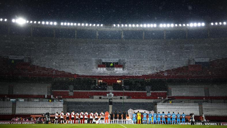 River Plate odmawia gry