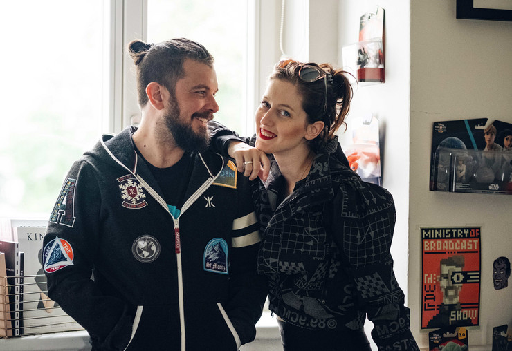 Dušan i Sanja Čežek