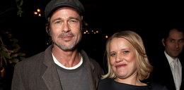 Kulig pochwaliła siębrzuszkiem przed Bradem Pittem