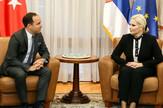 Zorana Mihajlović, ambasador Turske