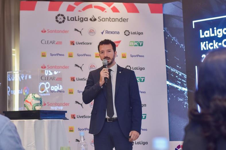Guillermo Perez Castello (La Liga)