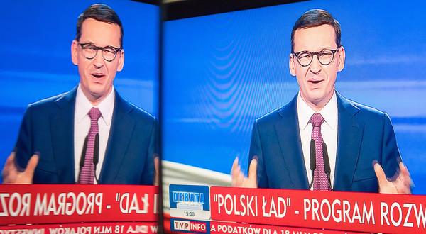 PiS przedstawił Polski Ład, ale na razie bez wyliczenia kosztów.