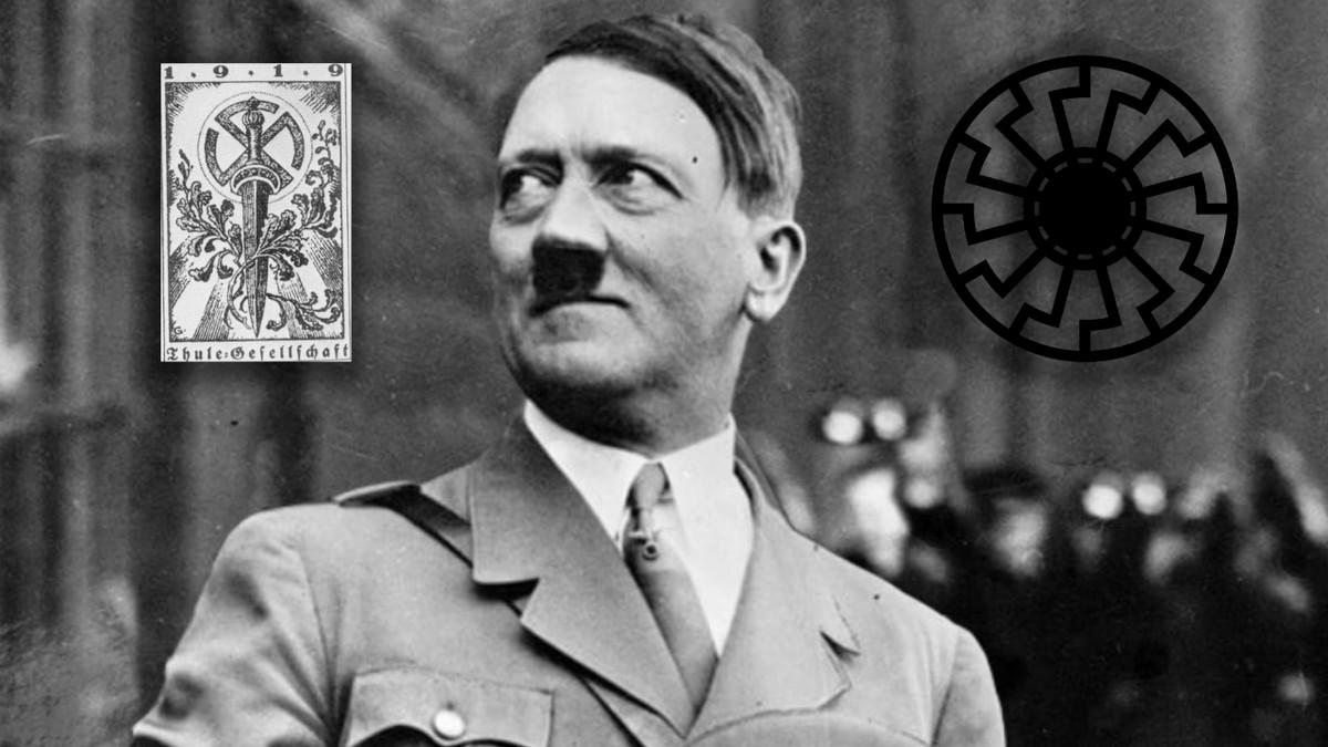 """CRNO SUNCE, DISCIPLINA I SLEPA POSLUSNOST Sve o kontroverznom tajnom drustvu """"Tule"""" ciji je clan bio i sam Hitler"""