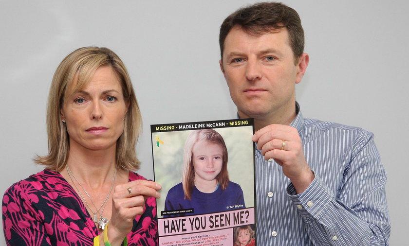 Brytyjska policja bada nowy trop ws. zaginięcia małej Madeleine McCann