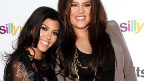Kim Kardashian obsypana mąką, siostra Khloe oburzona!