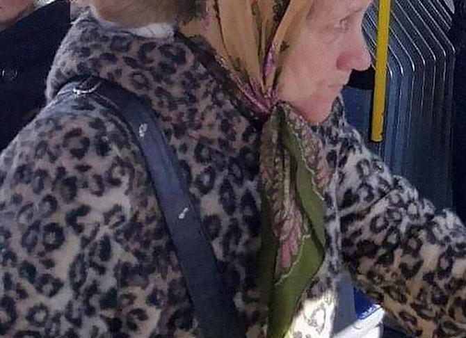 Baka je bila zvezda autobusa