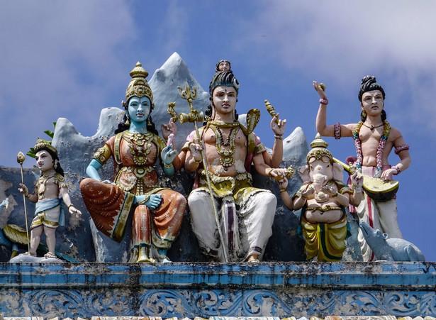 Hinduska świątynia na Mauritiusie