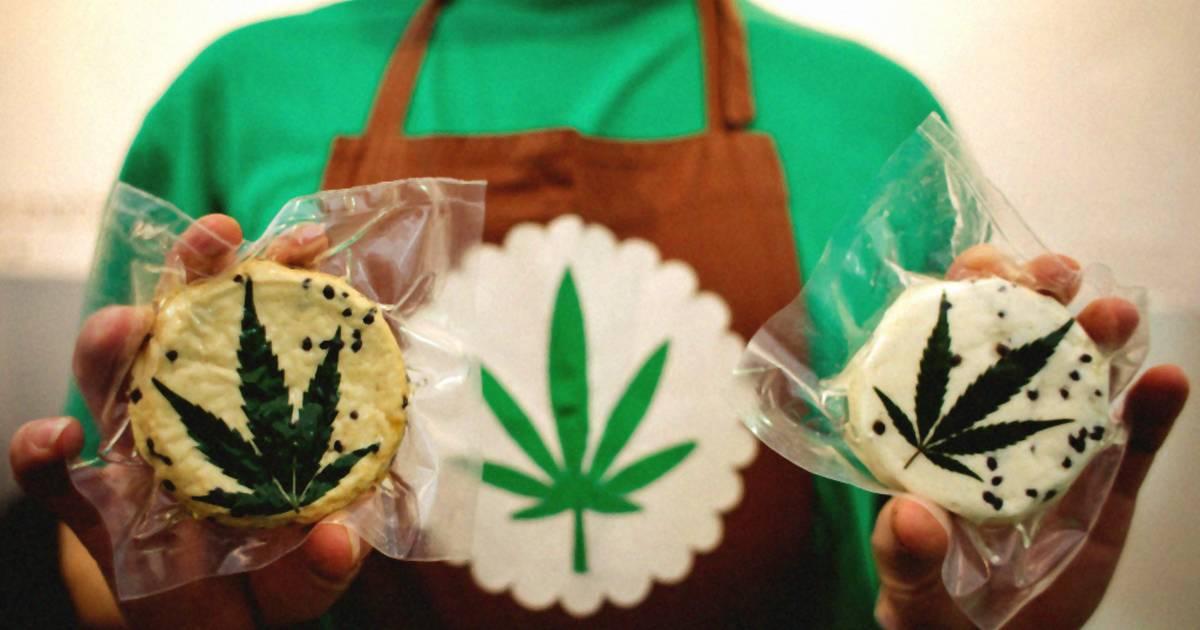 A szemünk előtt válik a kannabisz útszéli drogból, gasztronómiai ínyencséggé
