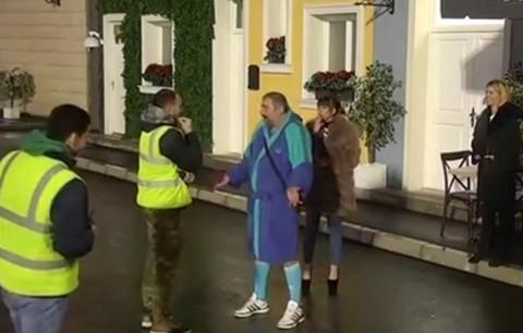 SKANDAL: Jelena Golubović udarila Mikija Đuričića, svi se uplašili da će nasrnuti na nju, reagovalo i obezbeđenje!