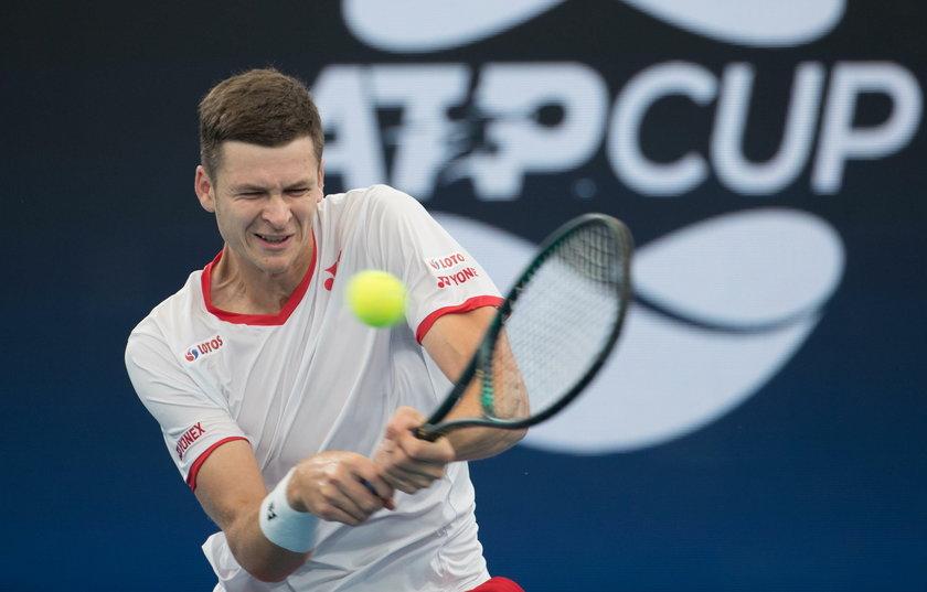 Wrzuci do puli 10 tysięcy dolarów Najlepszy polski tenisista zajmuje obecnie 29. miejsce w rankingu ATP i według planu powinien dołożyć do puli 10 tysięcy zielonych