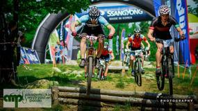 Kolarska rywalizacja w Parku Chorzowskim