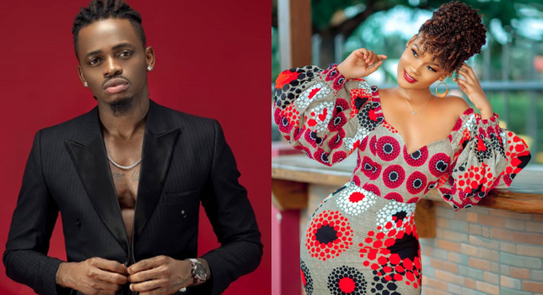 Hamisa Mobetto speaks on getting back with Diamond days after he shared her video