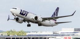 LOT zawiesza rejsy Boeingiem 737 MAX