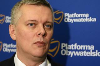 Siemoniak: Gawłowski powinien zostać; będziemy przy nim twardo stali