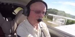 Oto najstarszy pilot na świecie. Ma 95 lat!