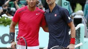 Roland Garros: finał przeniesiony na poniedziałek