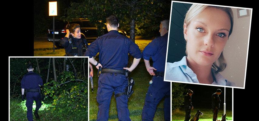 Policja podejrzewa porwanie. Do poszukiwań Beaty Ratzman włączono helikoptery, drony, psy tropiące. Mąż usłyszał zarzuty