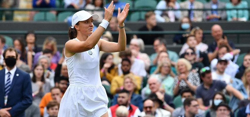 Wimbledon 2021. Historyczne zwycięstwo Igi Świątek