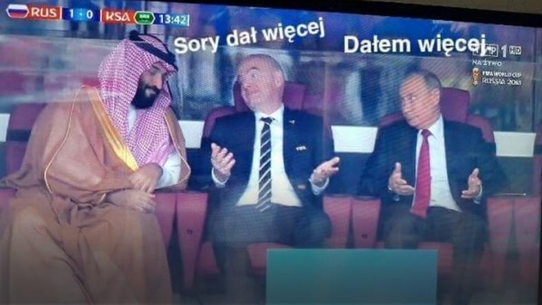 Memy Po Meczu Rosja Arabia Saudyjska