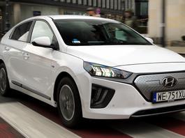 Hyundai Ioniq Electric – samochód świetny do... miasta