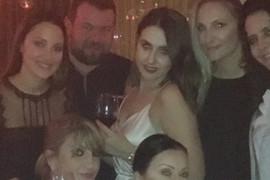 SKUPILA SE ESTRADA Ćerka Ace Pejovića diplomirala, na slavlju i TRUDNA Aleksandra Prijović