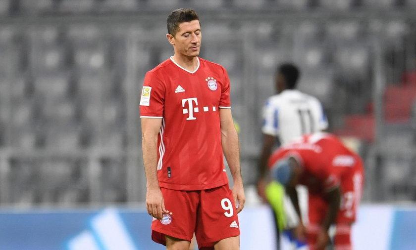 Remis Bayernu z Werderem, Lewandowski bez gola