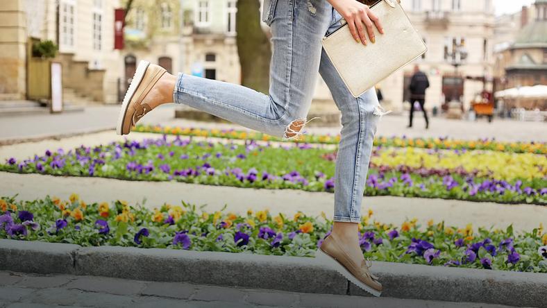 Buty na co dzień eleganckie i wygodne